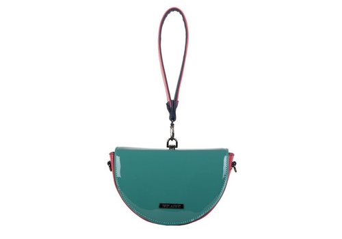 Handbag Lily (emerald green)
