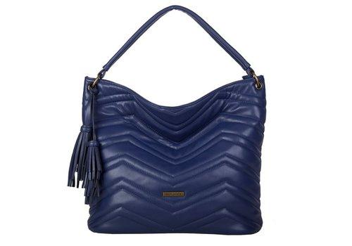 Hobo Shoulder bag Calanthe (blue)