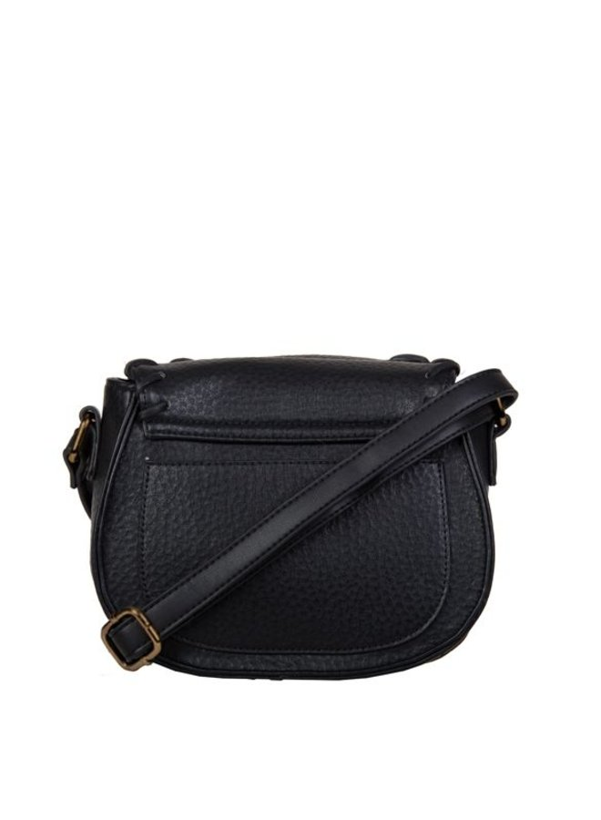 Crossbody tas Freesia (zwart)