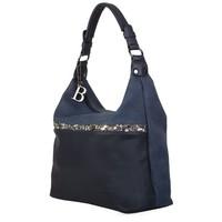 Hobo Shoulder bag Zinnia (dark blue )