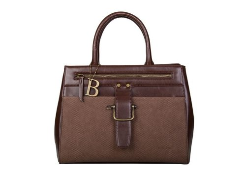 Handbag Dahlia (brown)