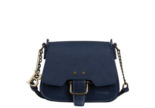 Crossbody bag Dahlia (dark blue )