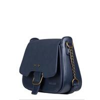 Crossbody tas Dahlia (donkerblauw)