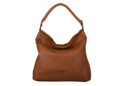 Hobo Shoulder bag Jacinta (rust)