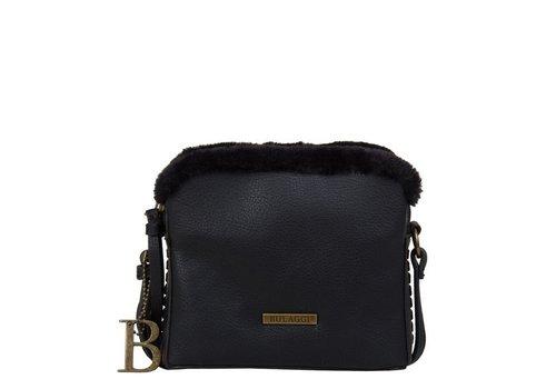 Crossbody tas Jacinta (zwart)