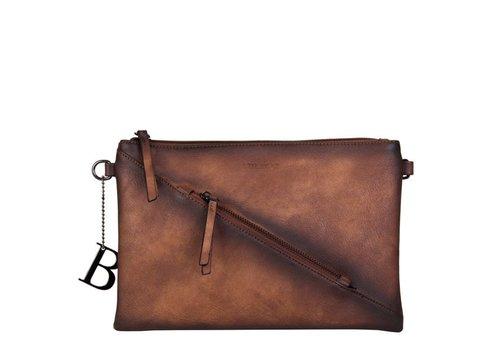 Crossbody bag Lotus (brown)