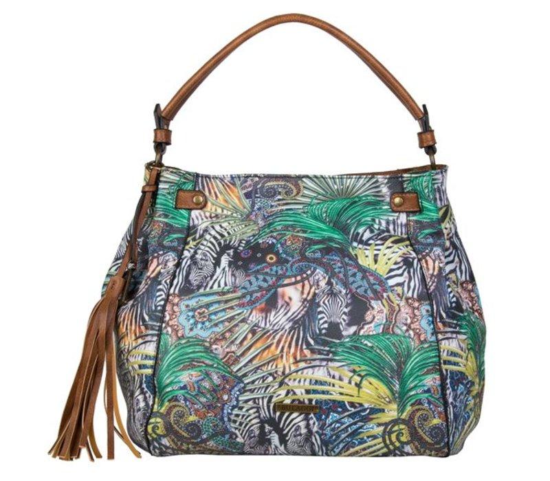 Shopping bag Jungle (multi colour)