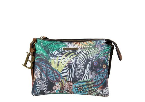 Crossbody tas Jungle (multikleur)