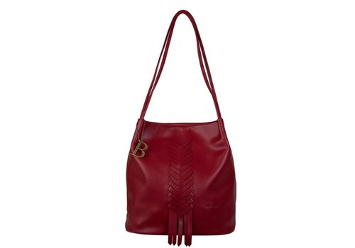 Shoulder bag Briar (red)