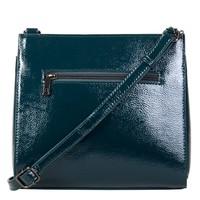 Crossbody bag Aster (emerald green)