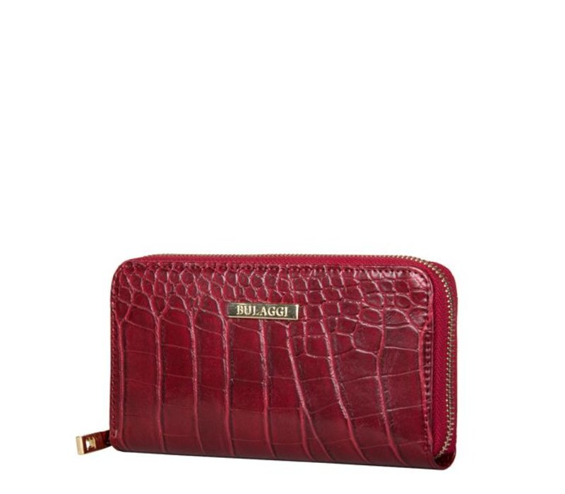 Purse Cynthia (burgundy red)
