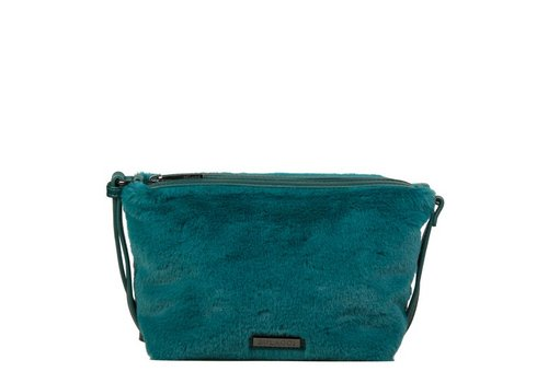 Crossbody bag Viola (emerald green)