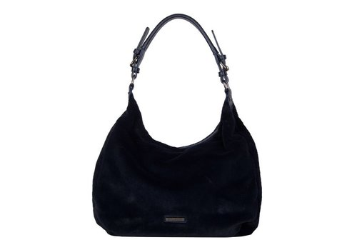 Hobo Shoulder bag Viola (dark blue )