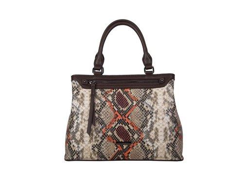 Handbag Snake (rust)