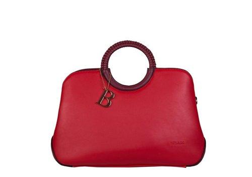 Handbag Ivy (red)