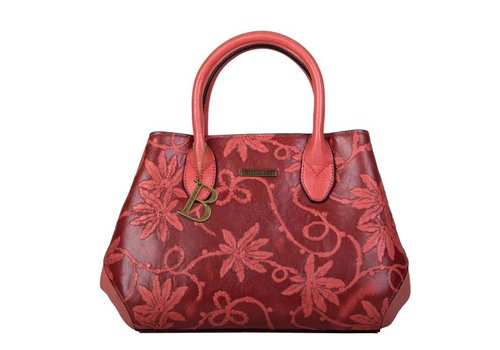 Handbag Rose (coral red)