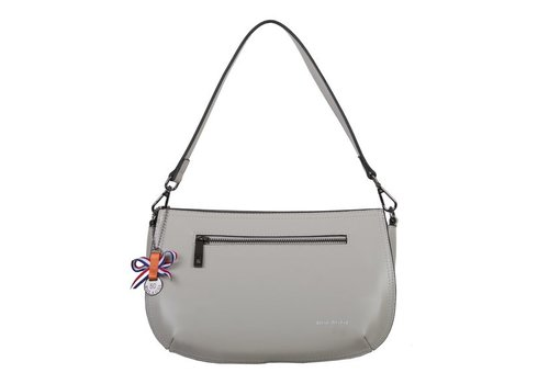 Cross body bag Beatrix (light grey)