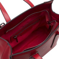 Shopping bag Beatrix (red)