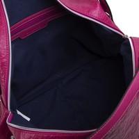 Shoulder bag Sabrina (fuchsia)