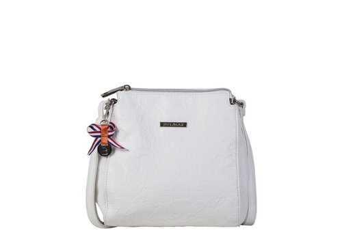 Crossbody tas Sabrina (wit)