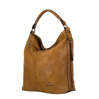 Hobo Shoulder bag Erica (ochre)
