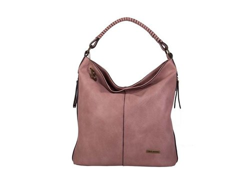 Hobo Shoulder bag Erica (dusty pink)