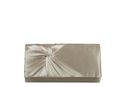 Clutch bag Twiggy (champaigne)