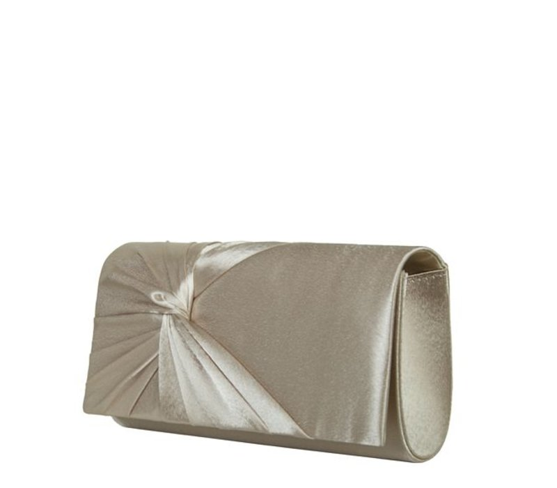 Clutch bag Twiggy (champaigne)