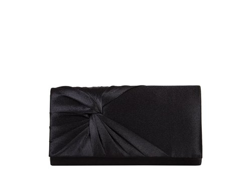 Clutch bag Twiggy (black)
