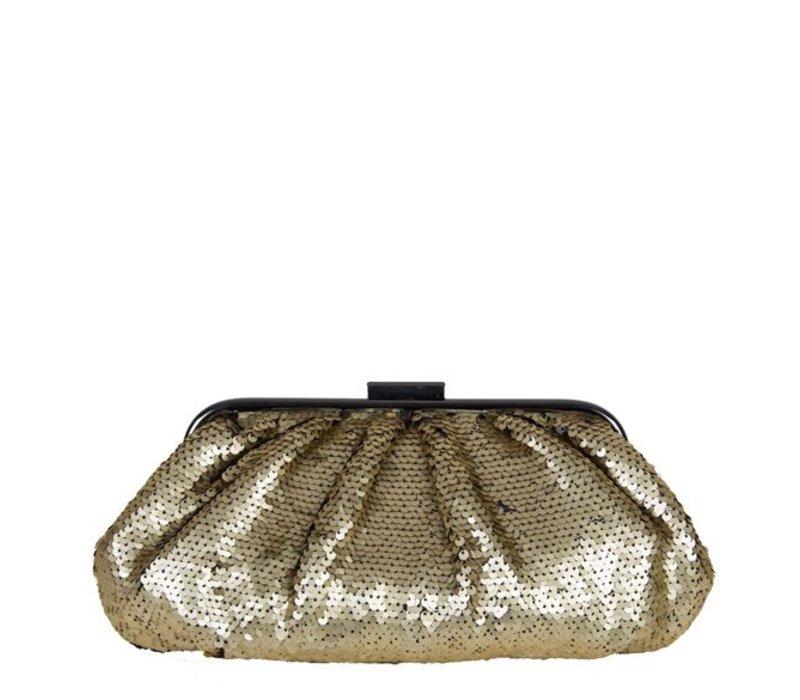 Clutch Macy (goud)