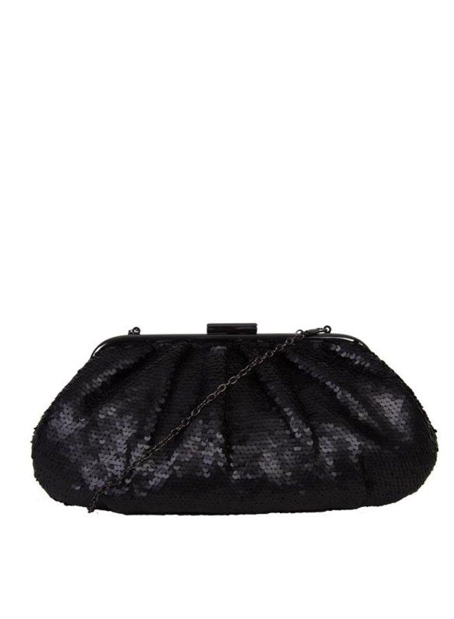 Clutch bag Macy (black)