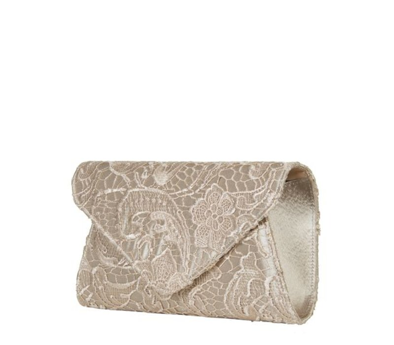 Clutch bag Jayla (champaigne)