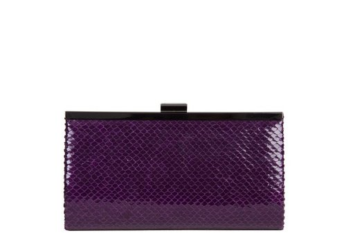 Clutch bag Melody (purple)