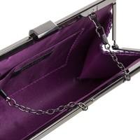 Clutch bag Melody (purple)