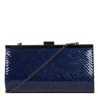 Clutch bag Melody (dark blue )