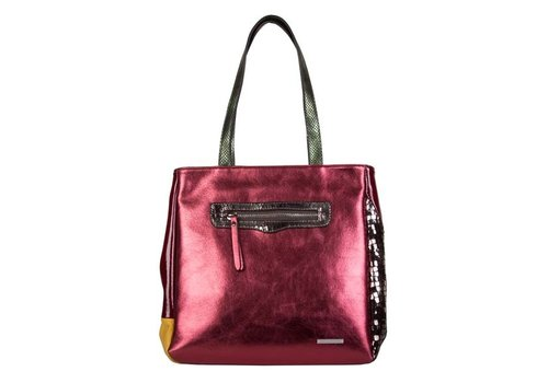 Shopper Cassia (rood)