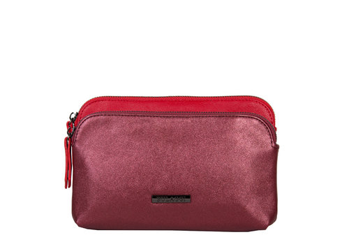 Hip pouch Myrthe (red)