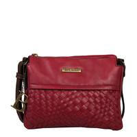 Crossbody tas Bryon (rood)