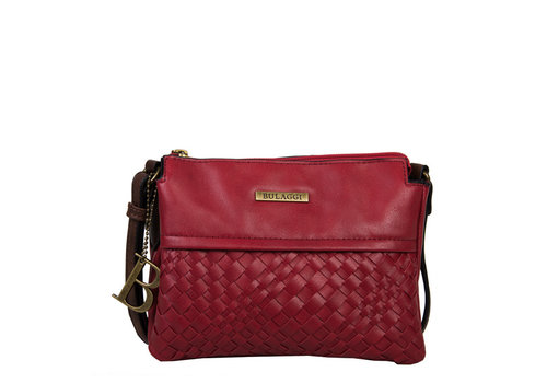Crossbody bag Bryon (red)