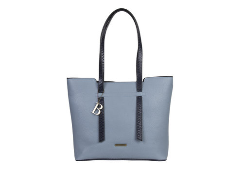 Shopping bag Senna (denim blue)