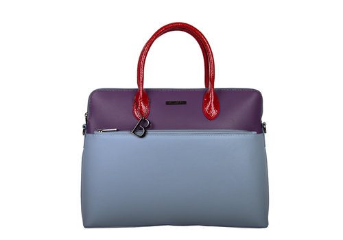 Laptop bag Abby (denim blue)