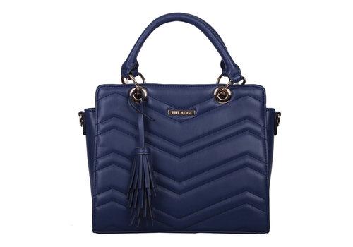 Handbag Calanthe (blue)