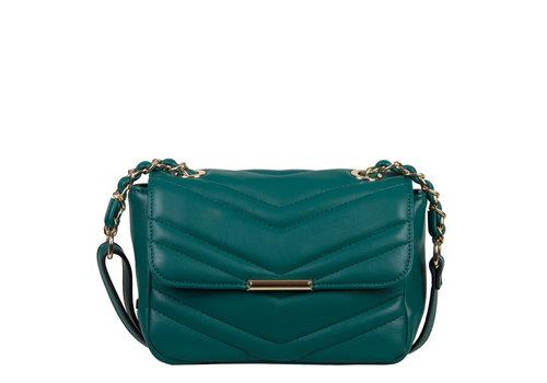 Crossbody bag Calanthe (emerald green)