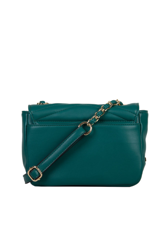 Crossbody tas Calanthe (smaragd groen)
