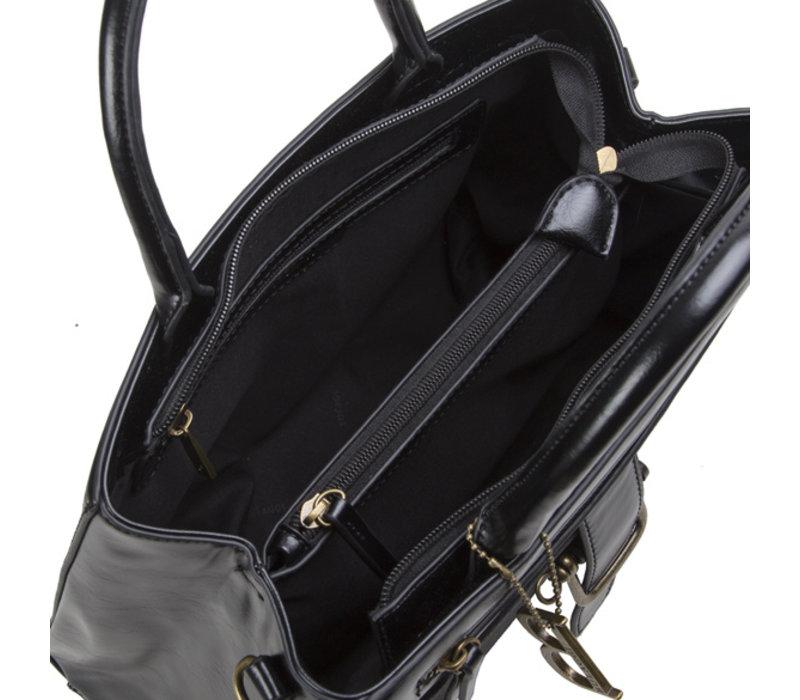 Handbag Dahlia (black)