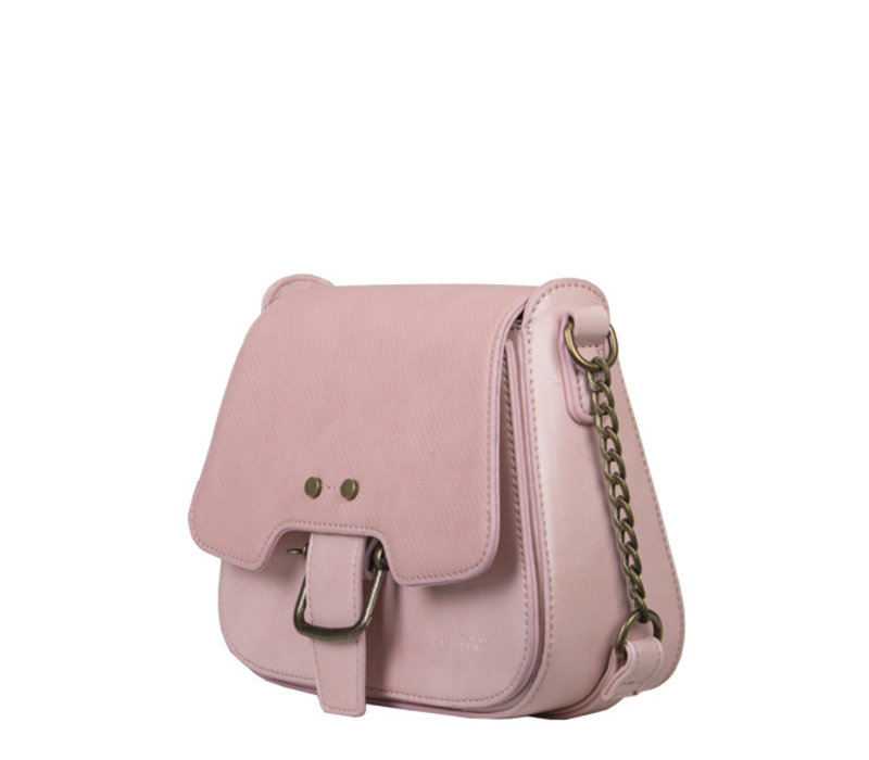 Crossbody bag Dahlia (dusty pink)