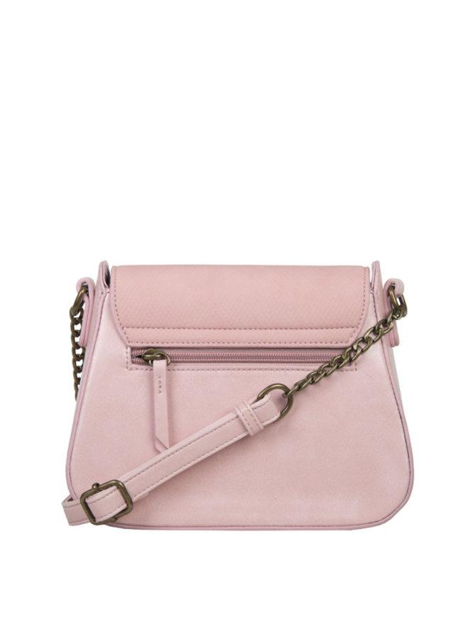 Crossbody tas Dahlia (oud roze)