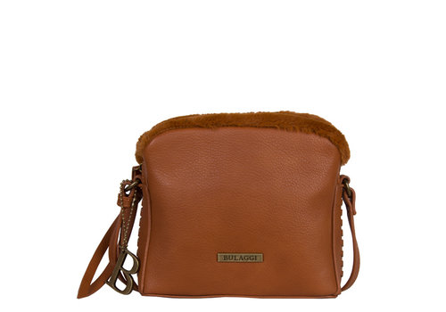 Crossbody bag Jacinta (rust)