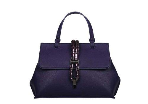 Handbag Bibis (dark purple)