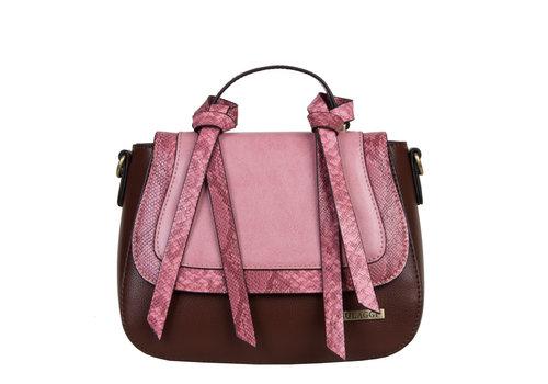Handbag Fleur (brown)